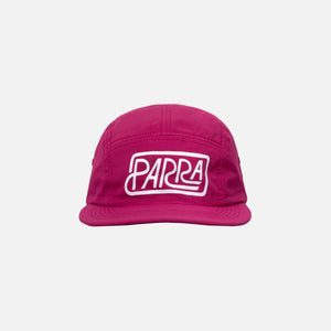 by Parra Labyrinth Logo Volly Cap - Purple