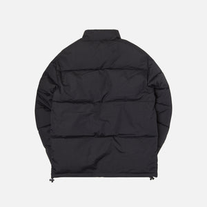 by Parra Grab the Flag Puffer Jacket - Black Image 2