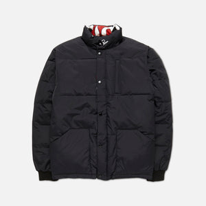 by Parra Nerveux Puffer Jacket Allover Print - Red Image 2
