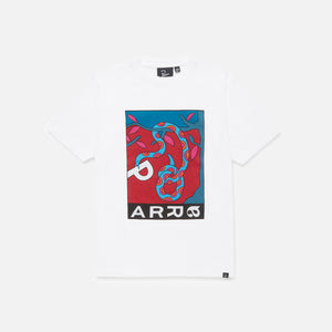 by Parra Eve's Garden Tee - White