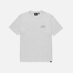 by Parra Nothing Tee - Ash Grey