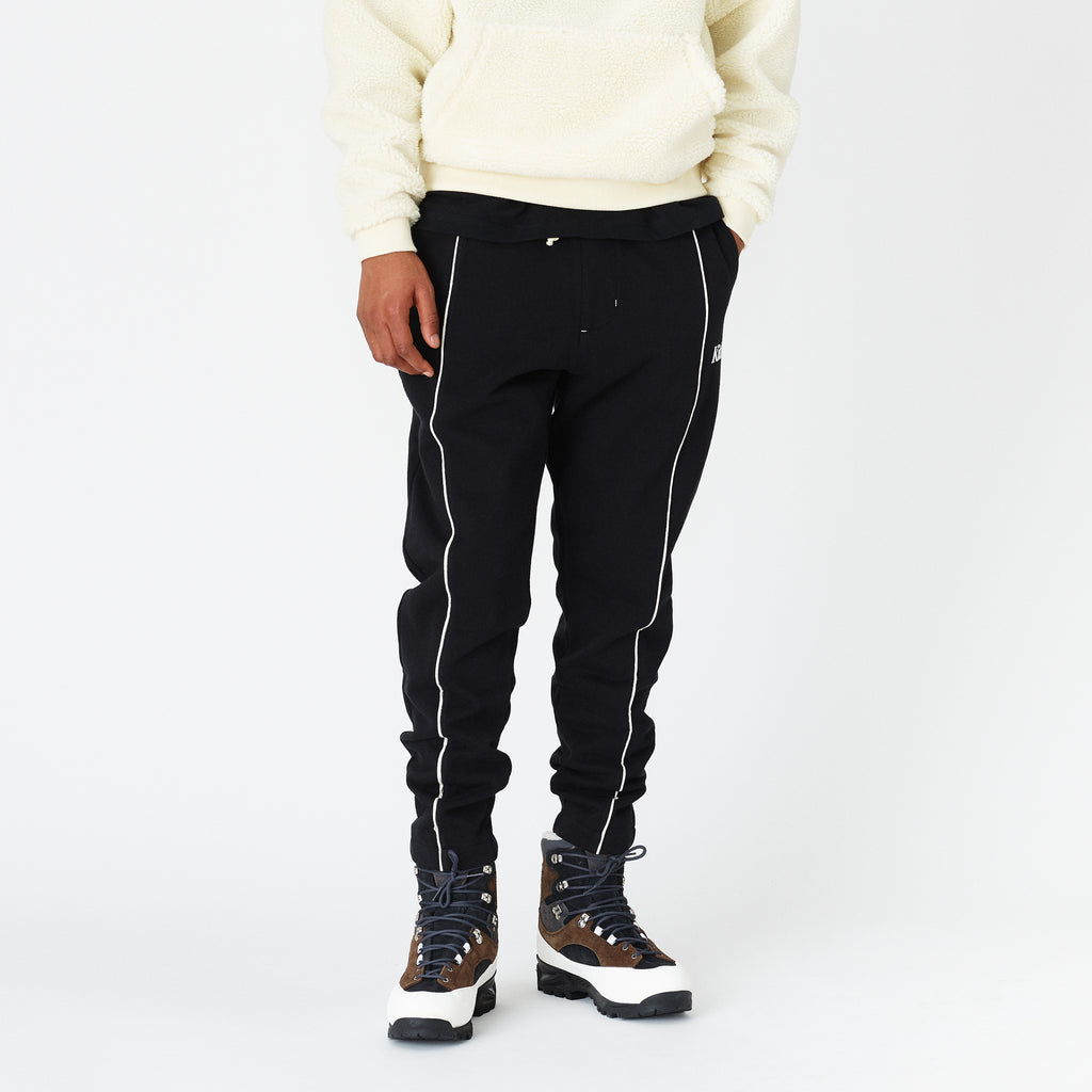 Kith Williams Contrast Sweatpant - Black-look