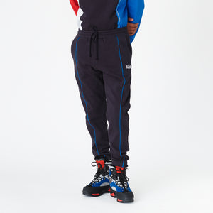 Kith Williams Contrast Sweatpant - Navy Image 6