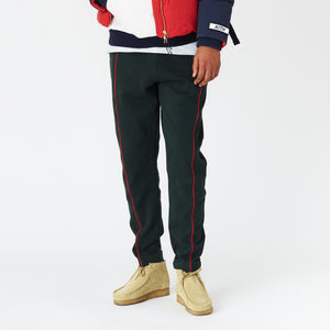 Kith Williams Contrast Sweatpant - Dark Green Image 7