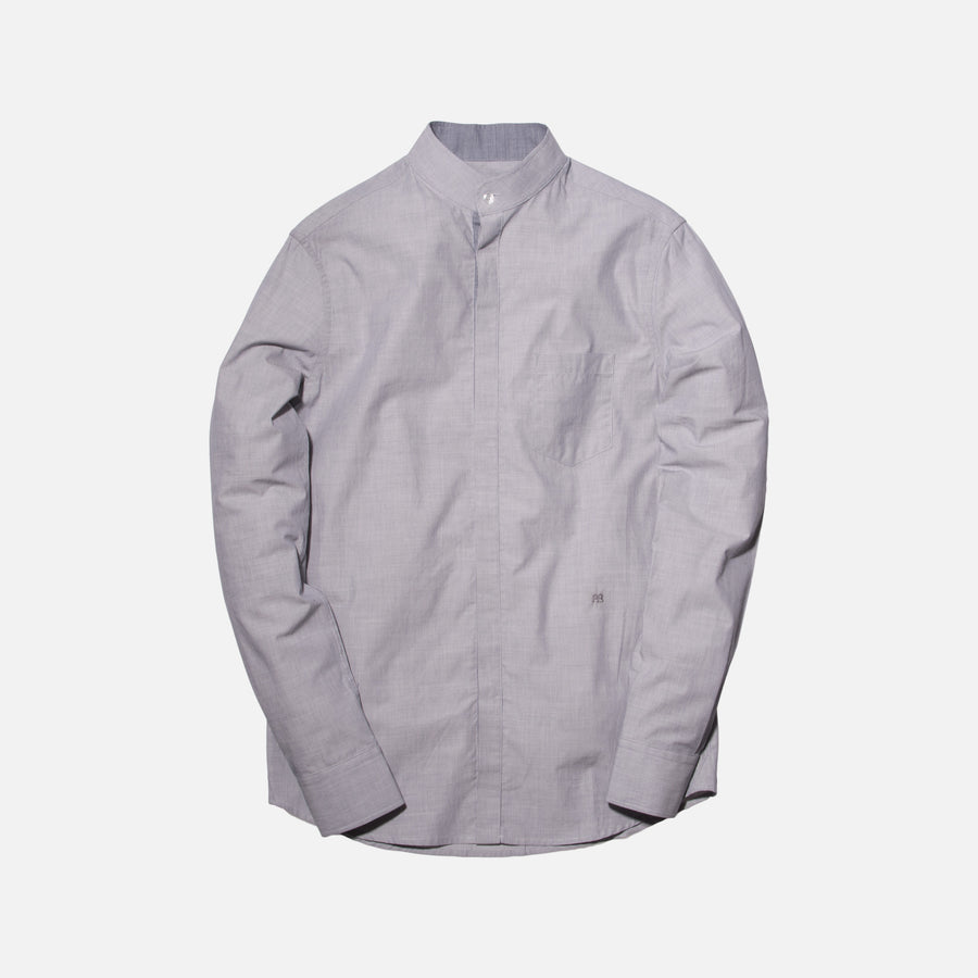 Pierre Balmain Button-Up - Grey