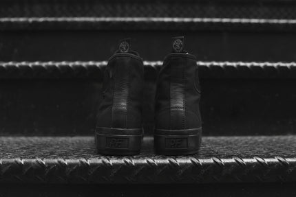 PF Flyers Todd Snyder Grounder Hi - Triple Black