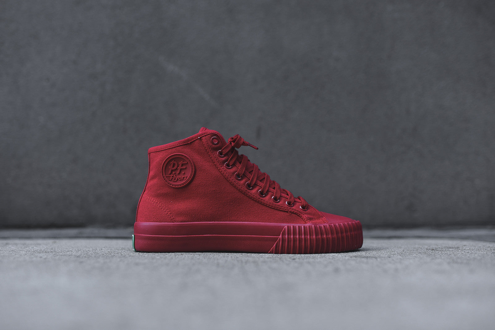 PF Flyers Center Hi - Red
