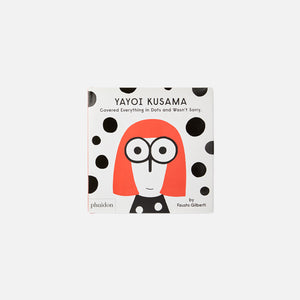 Phaidon Yayoi Kusama Covered Everything in Dots and Wasn`t