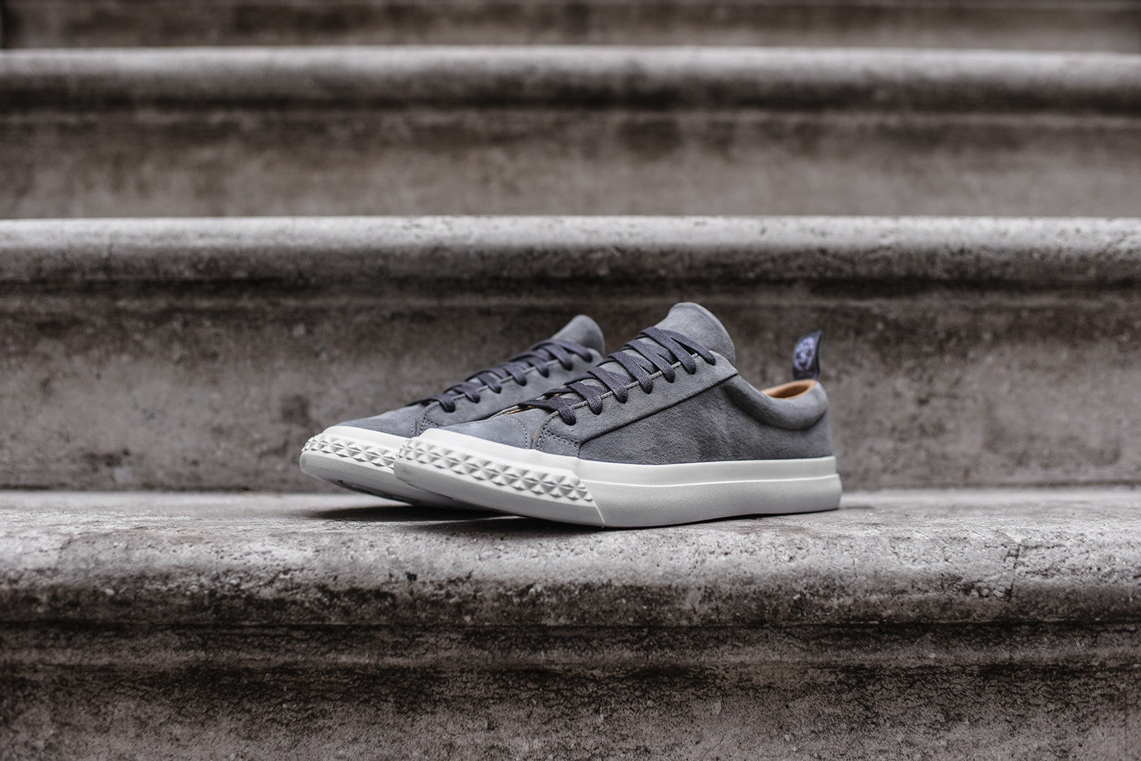 PF Flyers Todd Snyder Rambler Low - Grey