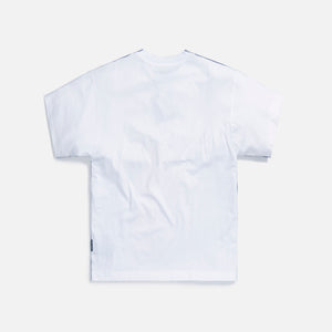 Palm Angels Angel Loose Tee - White / Multi
