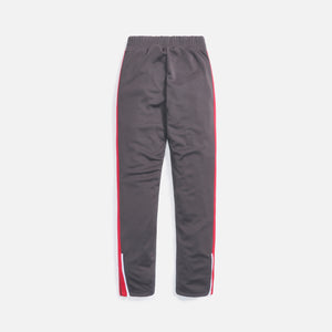 Palm Angels College Track Pants - Dark Grey / Magenta