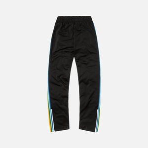 Palm Angels Rainbow Track Pants - Black / Multi