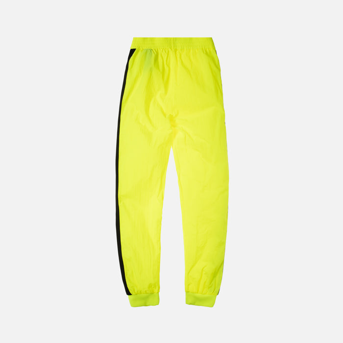Palm Angels Loose Fit Track Pants - Yellow / Black