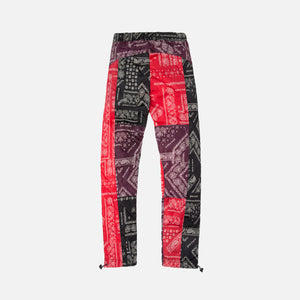 Palm Angels Bandana Patchwork Aftersport - Multi