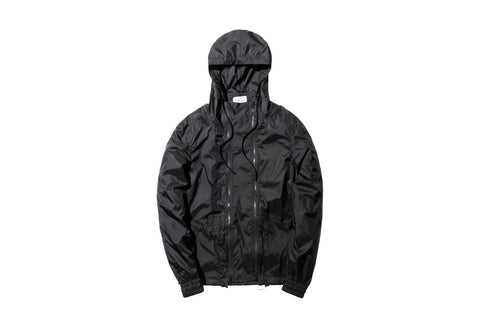 Public School Aratus Windbreaker - Black