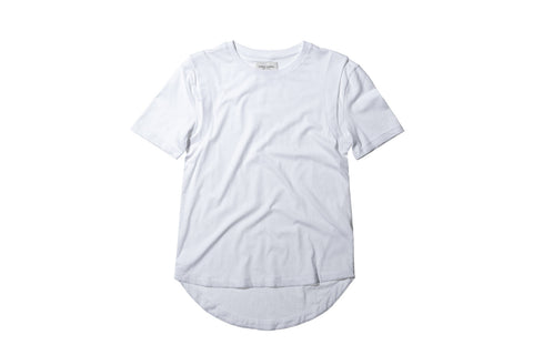 Public School Lane Tee - White