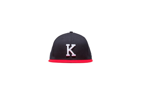 Kith x New Era 59FIFTY Cap - Navy / Red