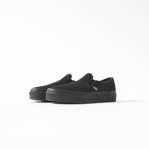Vans Kids Slip-On - Triple Black
