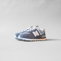 New Balance Kids PC574SG - Gunmetal / Steel Thumbnail 1