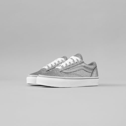 Vans Kids Old Skool - Metallic Grey