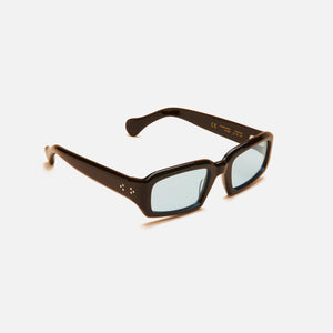 Port Tanger Mektoub - Black w Blue Lens