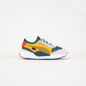 Puma x Sesame Street Pre-School RS-0 50 - Yellow