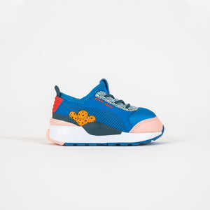 Puma x Sesame Street Infant RS-0 50 - Blue