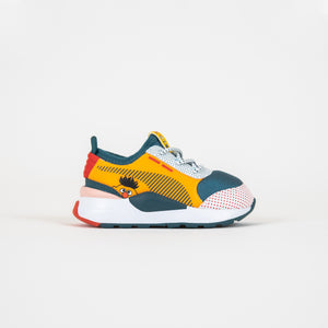 Puma x Sesame Street Infant RS-0 50 - Yellow