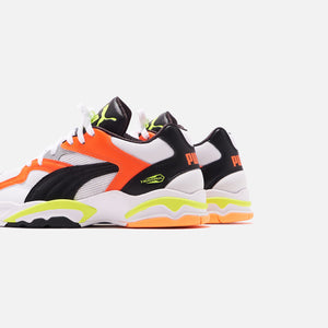 Puma Performer Neon - High Risk Red / Black Image 5