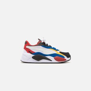 Puma Pre-School RS-X3 Rubiks Cube - Yellow / Blue / Red Image 1