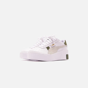 Puma WMNS Cali Wedge Mix - White / Thyme