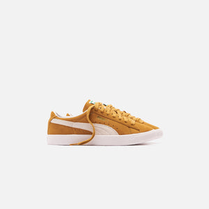 Puma Suede VTG - Honey Mustard / Puma White