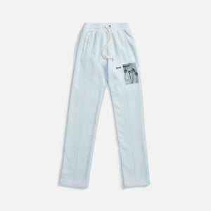 Palm Angels Palm Boulevard Slim Sweatpant - Blue