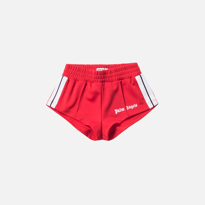 Palm Angels Track Hot Shorts - Red