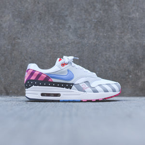 Nike x Parra Air Max 1 White Pure Platinum – Kith