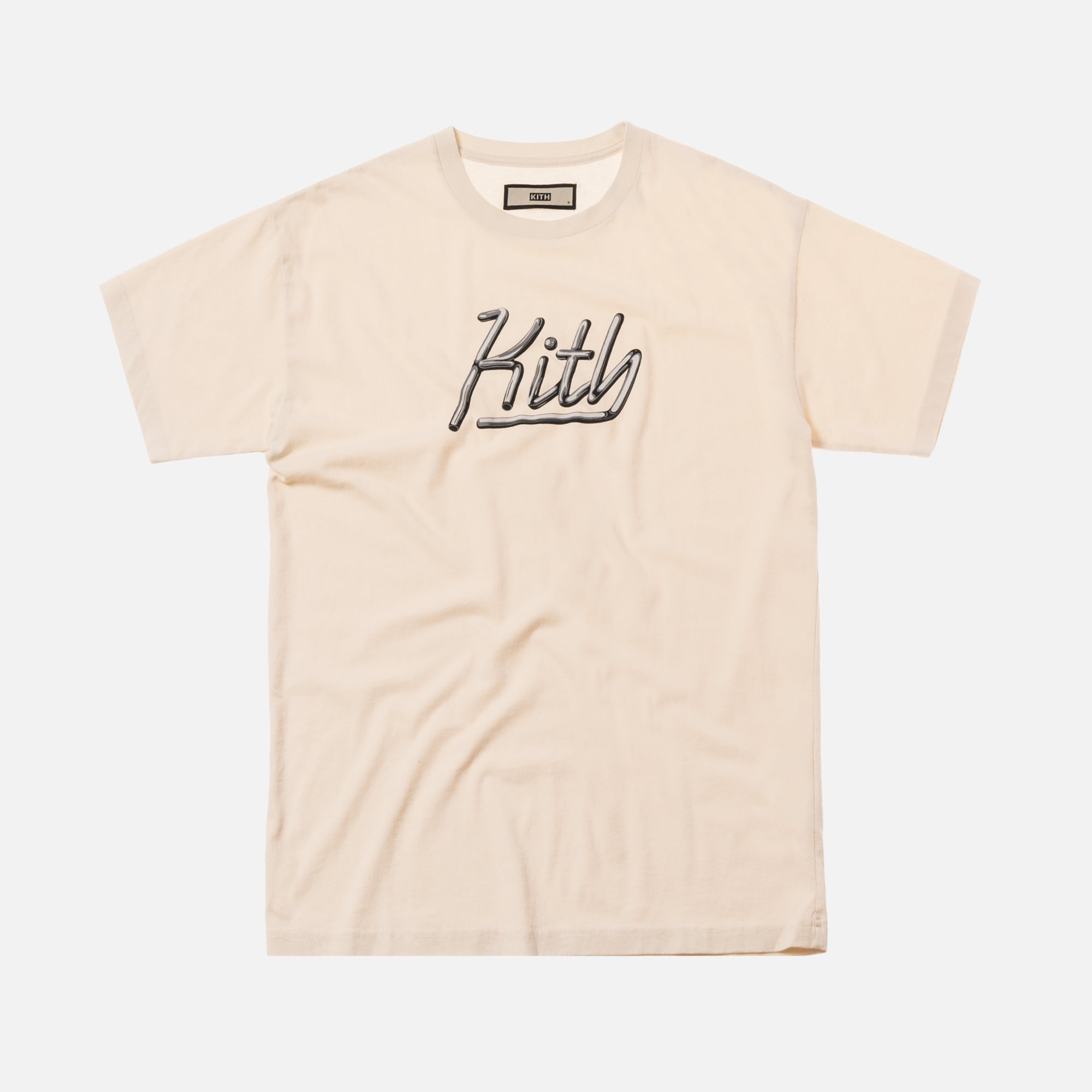 Kith Passport Tee - Turtle Dove