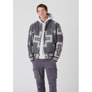 Kith for Golden Bear x Pendleton San Miguel Jacket - Grey