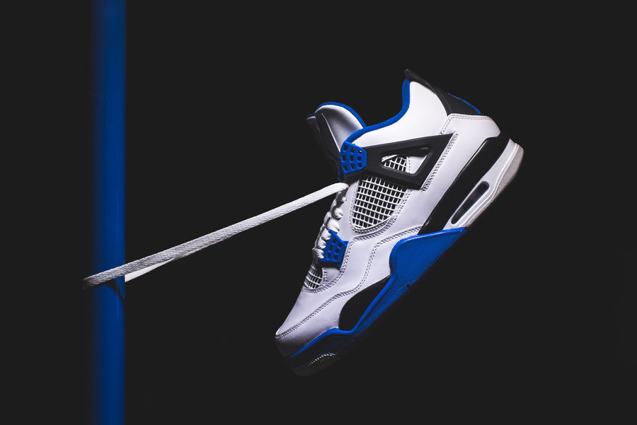Nike Air Jordan Retro 4 - Motorsport