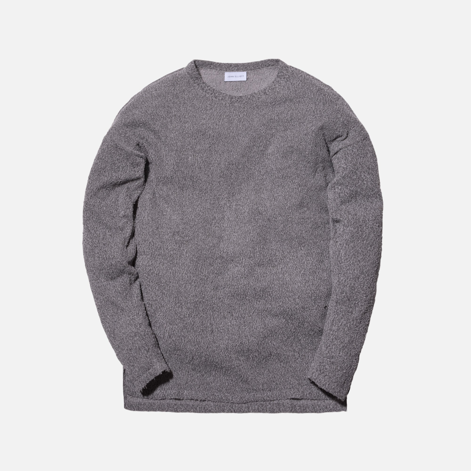 John Elliott Pigtail Mercer Sweater - Grey