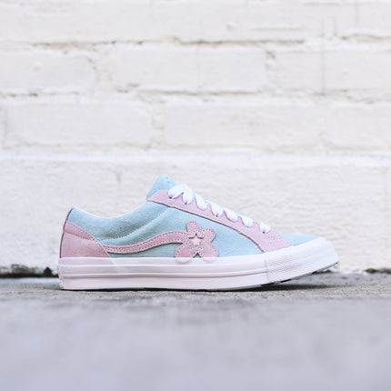 Converse x Golf Le Fleur One Star - Plume / Pink Marshmallow / White
