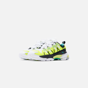 Puma LQD Cell Omega Lab - White / Yellow Alert