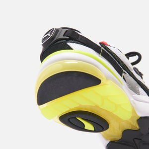 Puma x Ader Error Cell Alien - White / Black / Yellow Image 4