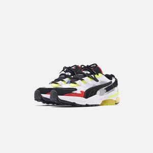 Puma x Ader Error Cell Alien - White / Black / Yellow Image 3