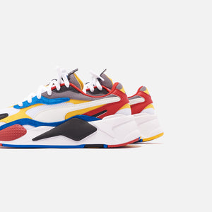 Puma RS-X3 Puzzle - Yellow / Blue / Red
