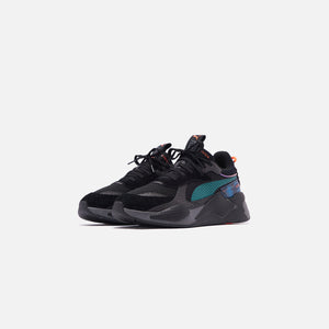 Puma RS-X Blade Runner - Black / Blue / Orange Image 3