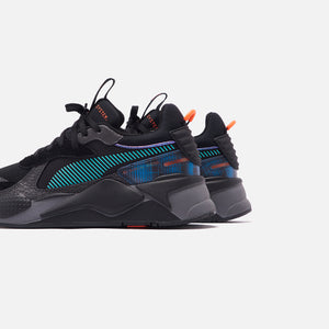 Puma RS-X Blade Runner - Black / Blue / Orange Image 5