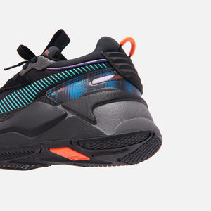 Puma RS-X Blade Runner - Black / Blue / Orange Image 6