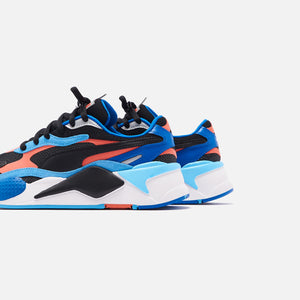 Puma RS-X3 Level Up - Black / Hot Coral