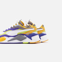 Puma RS-X3 Level Up - White / Limepunch Thumbnail 5