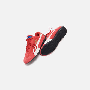 Puma x Sparco Speedcat OG - Ribbon Red / Puma White
